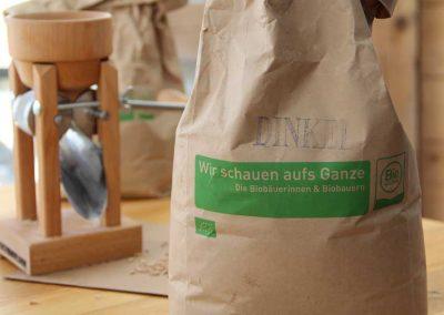 korn vom biobauer